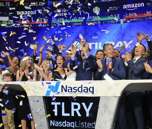 Canadian marijuana company Tilray has first US pot IPO