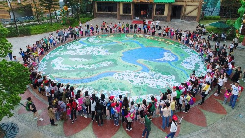 Earth Day 2018 in Pictures