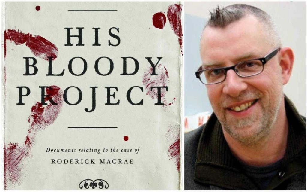 Man Booker Prize shortlist 2016: His Bloody Project by Graeme Macrae Burnet is a tricksy, ingenious puzzle – review