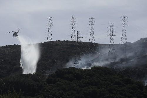 California's wildfire, blackout crisis: Who's to blame?