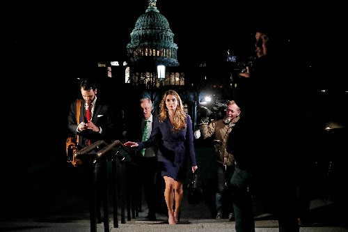 Ex-Trump aide Hicks to be the first star witness for House committee