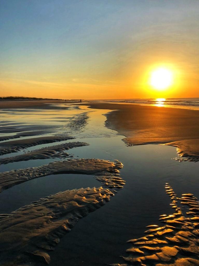 Carolina Sunrises & Sunsets - Magazine cover