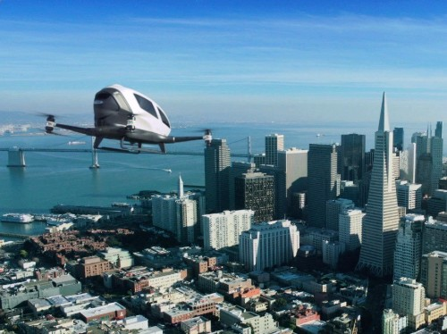 10 futuristic vehicles that will fundamentally transform how we travel - Business Insider