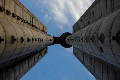Yugoslavia's brutalist relics fascinate the Instagram generation