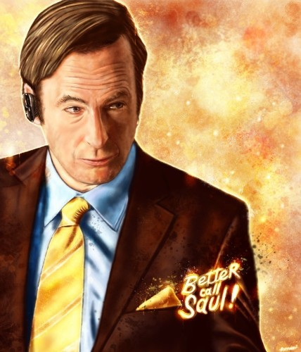 Better Call Saul - cover