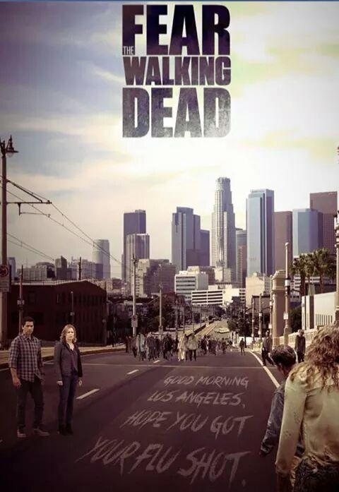💀Fear the Walking Dead💀 - cover