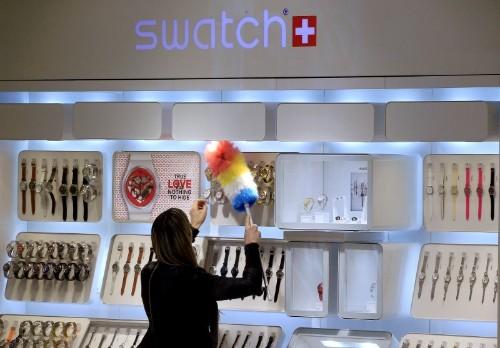 Swatch s'allie à Visa pour sa montre de paiement sans contact