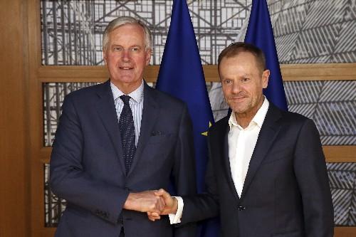 The Latest: UK lawmakers repeat dislike of EU divorce deal