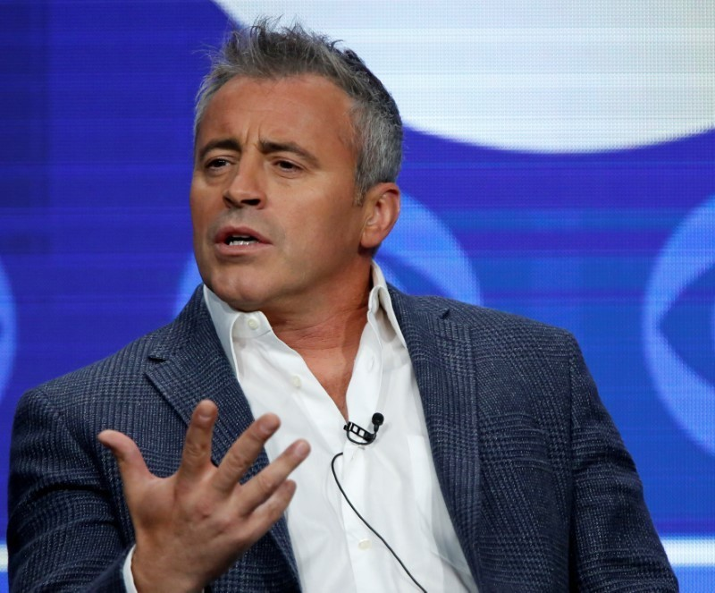 Matt Le Blanc to step down as BBC 'Top Gear' host