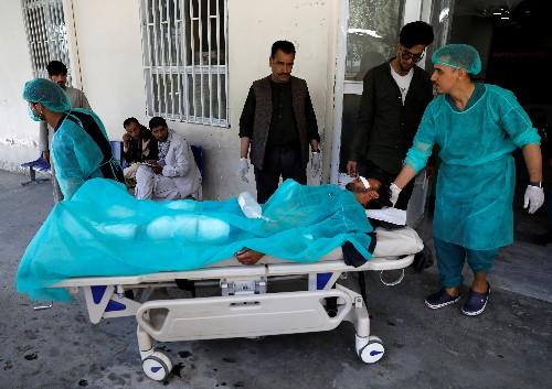 UN - Opfer von Bürgerkrieg und Gewalt in Afghanistan auf Rekordhöhe