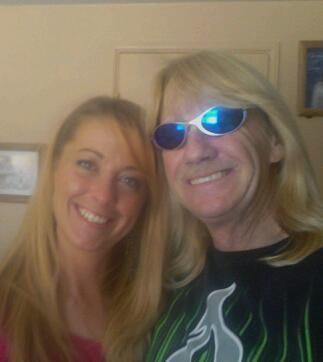 Valerie n dad Billy Ray