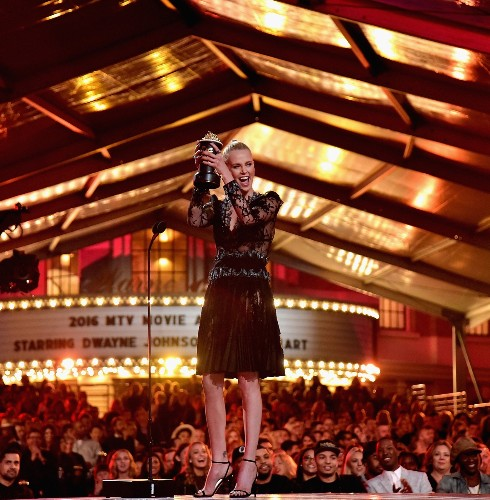 The MTV Movie Awards in Pictures