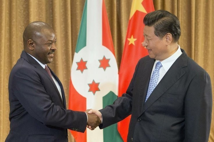 How Burundi can benefit from historical China visit amid worsening crisis