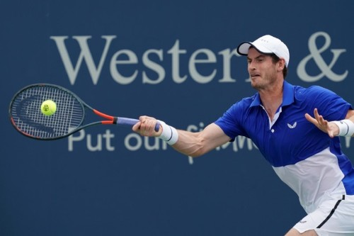 Murray to face Sandgren in Winston-Salem Open first round