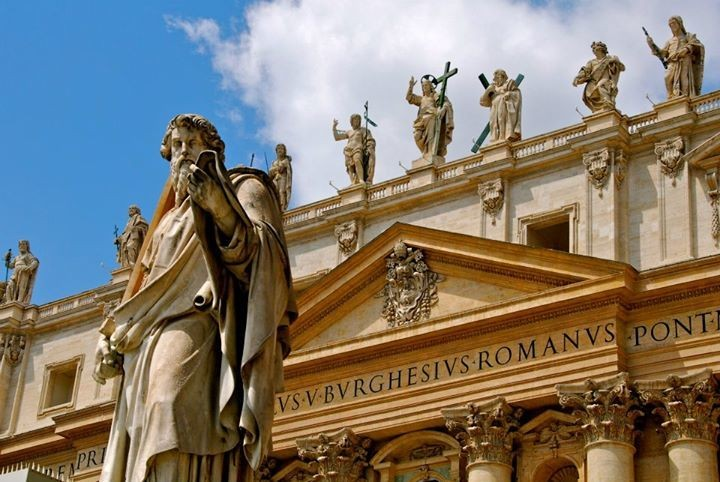 St. Peter's Cathedral: Vatican Rome