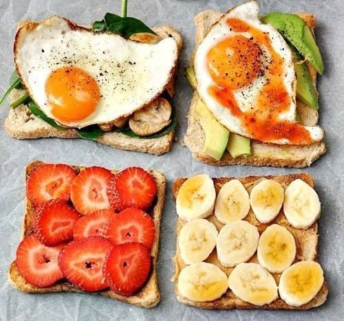 Kahvaltı/ breakfeast - Magazine cover