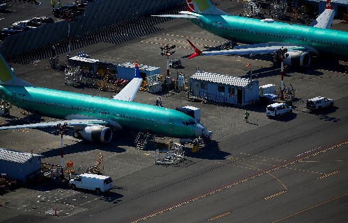 U.S. FAA says it will invite global Boeing 737 MAX pilots to simulator tests