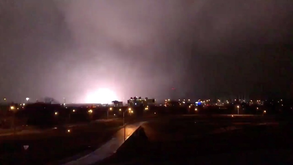 Deadly Tornado Rips Through Tennessee: Pictures