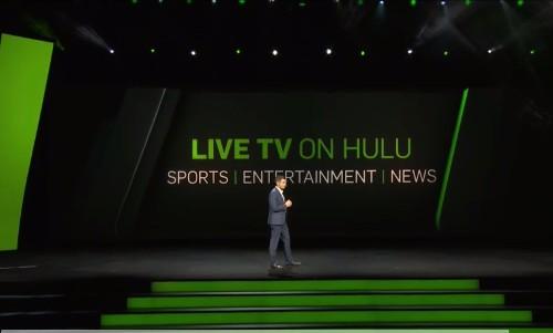 Hulu confirms plan to stream live TV next year
