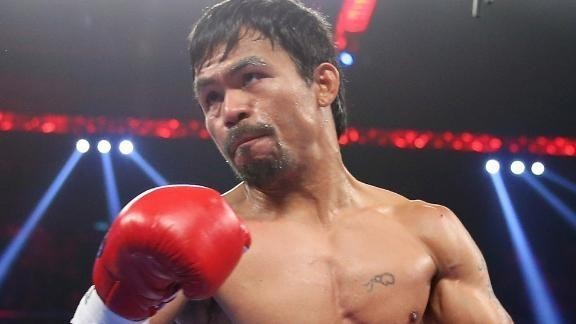 Pacquiao agrees to fight Mayweather