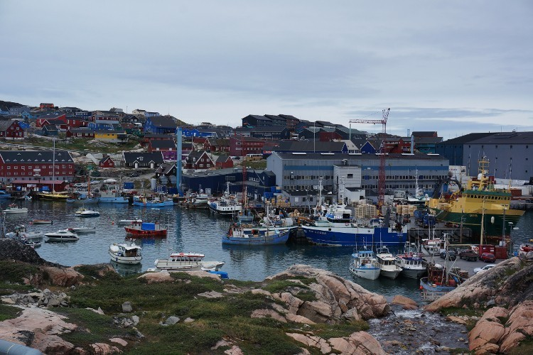 Ice fjords to dancefloors: a weekend in Ilulissat, Greenland