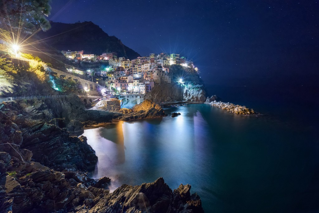 Liguria Landscape - Magazine cover