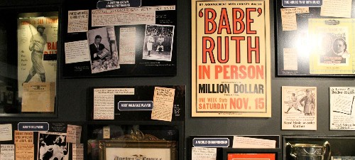 No one told Babe Ruth he had cancer, but his death changed the way we fight it