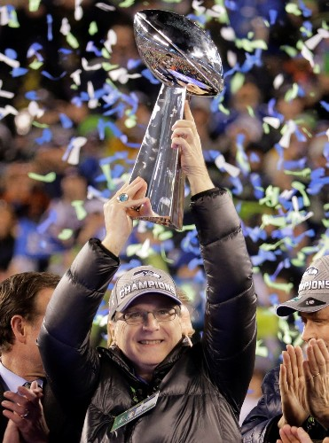 Paul Allen: A Life in Pictures