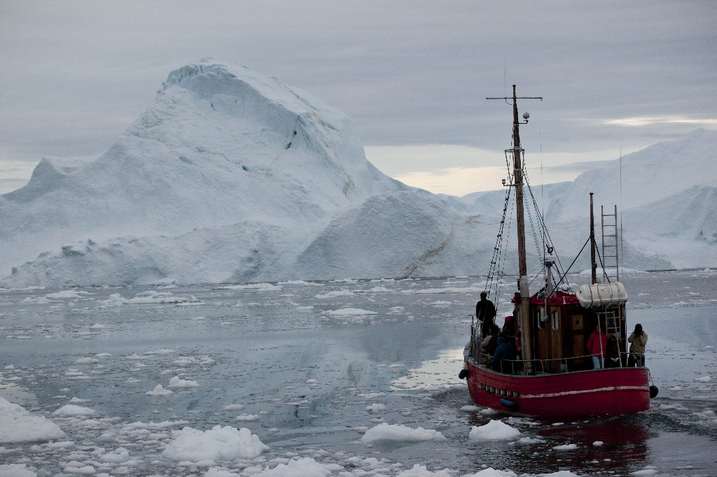 Cold diggers? UN finds a record low in Greenland ice in 1991