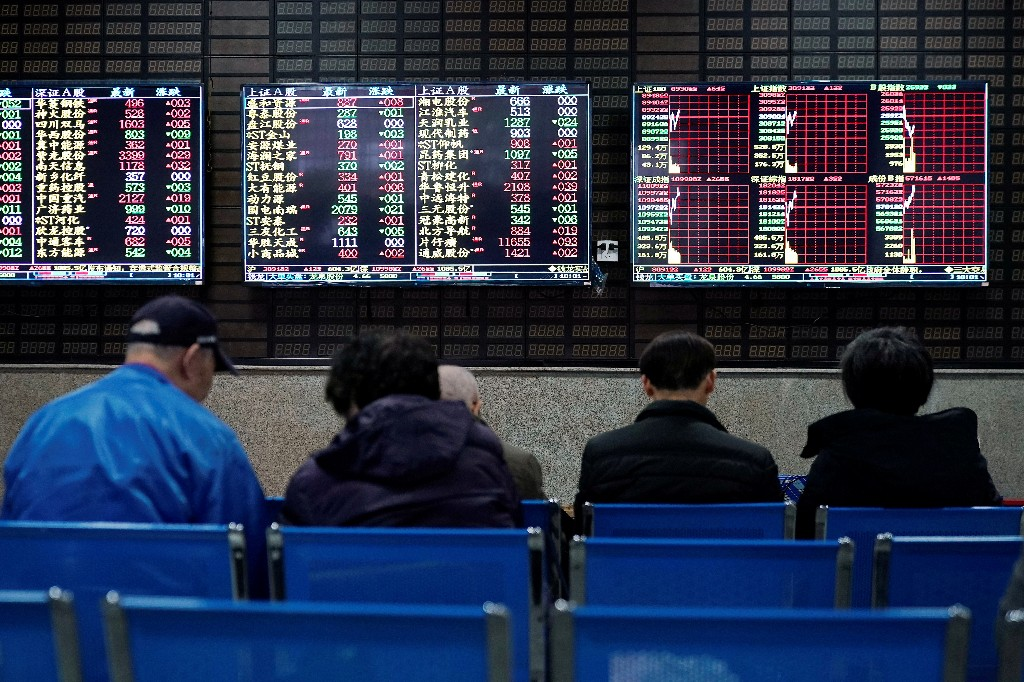 Asian stocks set for best weekly gain in nine years, ECB stimulus boosts euro; U.S. jobs eyed