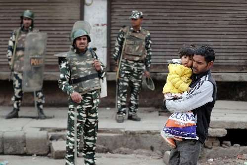 Death toll rises to 32 in religious violence in India's capital