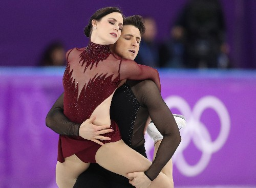 Figure skating: Canadian ice dancers Virtue and Moir announce retirement