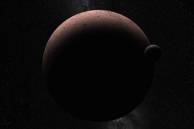 Tiny dwarf planet Makemake has a mysterious dark moon