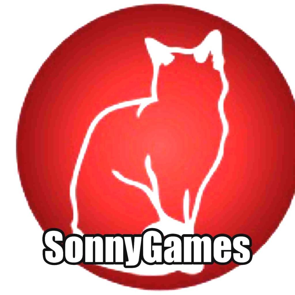 Sonny Games - Magazine cover