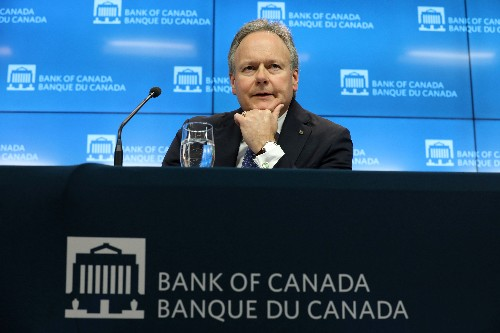 Bank of Canada's Poloz says path back to neutral rates highly uncertain
