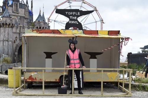 'Dismaland': A Theme Park by Banksy