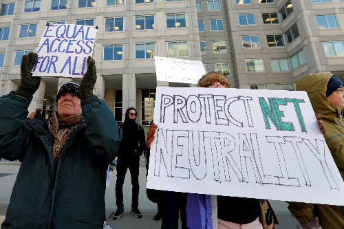 U.S. House to vote to reinstate net neutrality rules in April