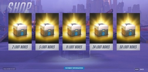 The Math Behind Why Overwatch's Loot Boxes Are Exhausting To Unlock