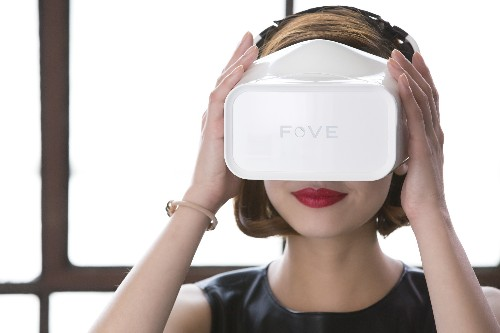 FOVE, The Virtual Reality Headset Controlled By Eye Movements, Launches On Kickstarter