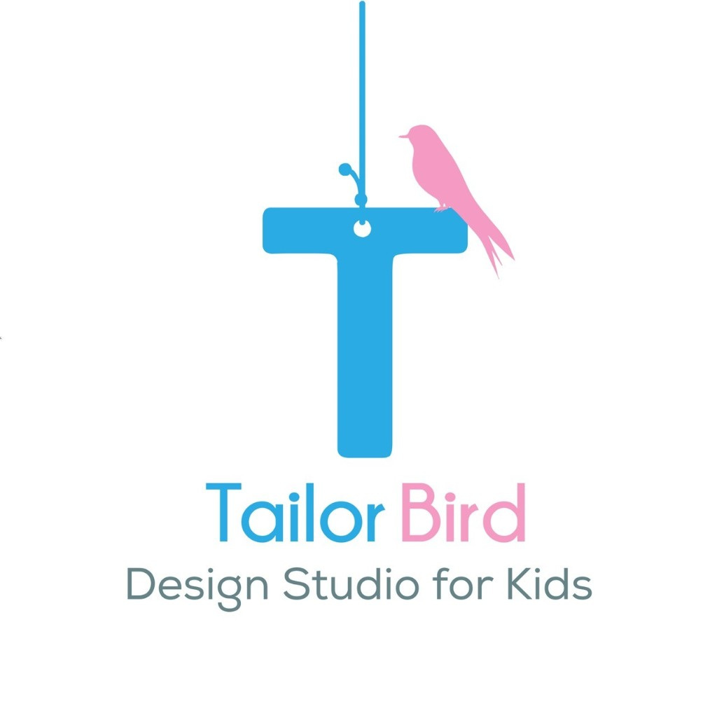 TAILOR-BIRD  DESIGN STUDIO FOR KIDS - Cover