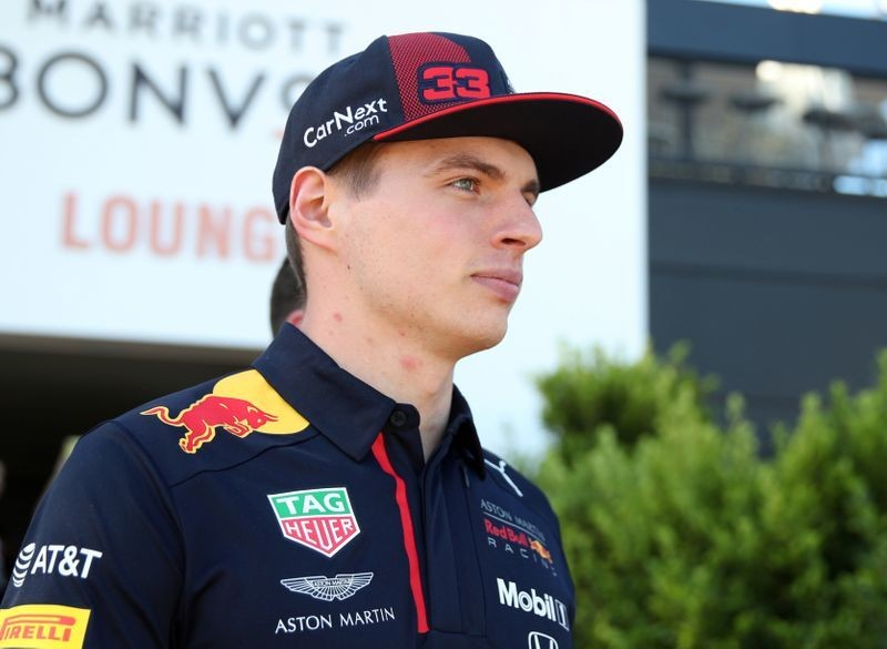 Verstappen and Norris team up for virtual Le Mans