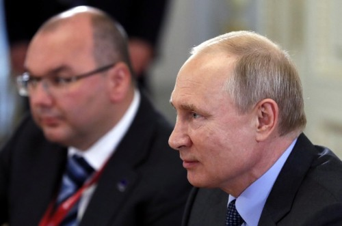 Putin to Britain: Let's forget about the Skripal poisoning