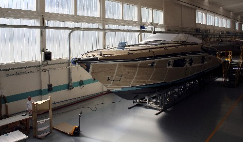Exclusive: Yachtmaker Ferretti plans private share sale after scrapping IPO