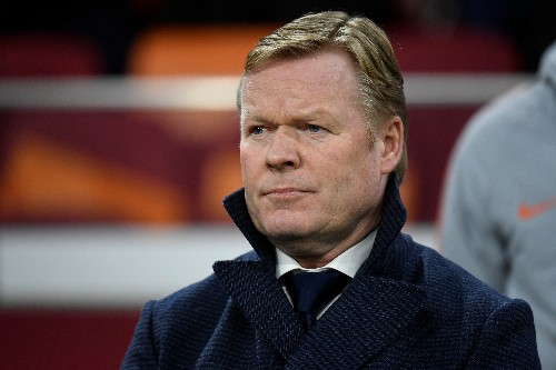 Soccer: Coach Koeman sees 'great future' for Dutch national team