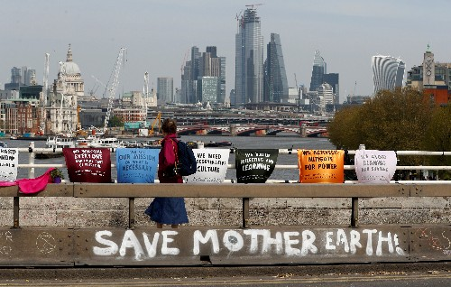 Climate-change protesters say they will target London's Heathrow Airport