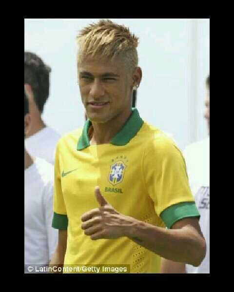 Neymar brazilien