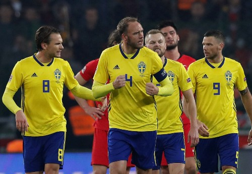 Soccer: Sweden beat Turkey to set up Nations League showdown with Russia