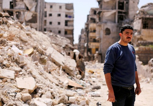 Exodus grows from northwest Syria in intensified fighting