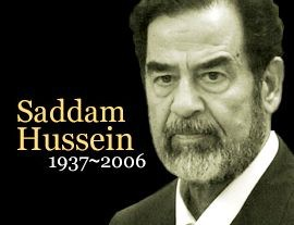 "SADDAM HUSSEIN Saddam Hussein Abd al-Majid al-Tikriti was born in Tikrit, Iraq, on April 28th, 1937. At age 3 Saddam was sent to Baghdad to live with his uncle, Khairallah Talfah, a devout Sunni Muslim and ardent Arab nationalist. He attended the nationalistic al-Karh Secondary School in Baghdad, and in 1957, at age 20, Saddam joined the Ba'ath Party, whose ultimate ideological aim was the unity of Arab states in the Middle East. He was someone who believes that religion should be excluded from government and education. He rose through the Baath political party to assume a dictatorial presidency, Saddam Hussein was the president of Iraq for 24 years beginning on July 16th, 1979. He is seen as a figurehead of the country's military conflicts with Iran and the United States. In 1959 on October 7th Saddam and members of the Ba-ath Party attempted to assassinate Iraq's then-president, Abd al-Karim Qasim, Saddam got away from the assassination with a bullet in his leg, he then escape to Syria where he stayed briefly. Saddam then flee to Egypt where he attended law school. However in 1963, he return to Iraq after law school in Egypt when Qasim's government was overthrown in the so-called Ramadan Revolution, but he was arrested the following year as the result of in-fighting in the Ba'ath Party. While in prison Saddam remain involved in politics and in 1966 he was appointed deputy secretary of the Regional Command. Saddam in 1968 participated in a bloodless but successful Ba'athist coup that resulted in Ahmed Hassan al-Bakr becoming Iraq's president and Saddam his deputy. Within al-Bakr presidency Saddam prove to be a progressive and effective politician, he improve Iraq industry, and health-care system, and raised social services, education, and farming subsidies to levels that were not equal in other Arab countries in the region. He also nationalized Iraq's oil industry, just before the energy crisis of 1973, which resulted in massive revenues for the nation. During that time Saddam also helped develop Iraq's first chemical weapons program and, to guard against coups, created a powerful security equipment. In 1979 when Saddam became president Ayatollah Khomeini led a successful Islamic revolution in Iraq's neighbor to the northeast, Iran. Saddam became worried because his political power was rested in part upon the support of Iraq's minority Sunni population, he was worried that developments in Shi-ite majority Iran could lead to a similar uprising in Iraq. So on September 22, 1980, Saddam ordered Iraqi forces to invade the oil-rich region of Khuzestan in Iran. Even though the conflict became an all out war western nations and much of the Arab world, fearful of the spread of Islamic radicalism and what it would mean to the region and the world, laid their support firmly behind Saddam, despite the fact that his invasion of Iran clearly violated international law. On August 20, 1988, after years of conflict that left hundreds of thousands dead on both sides, a ceasefire agreement was finally reached. After the conflict, at the end of the 1980s Saddam turned his attention toward Iraq's wealthy neighbor, Kuwait. Because it was a historical part of Iraq, on August 2, 1990, Saddam ordered the invasion of Kuwait. A UN Security Council give Saddam and Iraq a dead line to leave Kuwait but they never leave. So a UN coalition force headed by the United States confronted Iraqi forces, and a mere six weeks later, had driven them from Kuwait. A ceasefire agreement was signed, the terms of which included Iraq dismantling its germ and chemical weapons programs. However In 1993, when Iraqi forces violated a no-fly zone imposed by the United Nations, the United States launched a damaging missile attack on Baghdad. But when they continue to violate the no-fly zone and use their weapons program more missile strikes takes place and never ended until February 2001. On September 11th 2001 the World Trade Center in New York City went under attack which resulted in killing many people. After the attack soviet intelligence relayed information to the U.S. government that indicated Iraq was planning further terrorist attacks against the United States. In 2002 after U.S. President George W. Bush name Iraq as part of his ""Axis of Evil,"" The UN then went and inspect Iraq suspected weapon cite and didn't find any evidence. Despite the fact that they didn't find any evidence on March 20th 2003 a U.S.-led coalition invaded Iraq and on April 9th 2003 Baghdad lost the war and Saddam Escape and went into hiding. While in hiding Saddam made several audio recordings in which he denounced Iraq's invaders and called for resistance. Finally, on December 13, 2003, Saddam was found hiding in a small underground bunker near a farmhouse in ad-Dawr, near Tikrit. He remain on a U.S. base in Baghdad, until June 30th 2004 then he was headed over to the Iraqi Government to stand trial for crimes against humanity. On November 5th, 2006 Saddam was found guilty and sentenced to death. Then on December 30, 2006, at Camp Justice, an Iraqi base in Baghdad, Saddam was hanged, despite his request to be shot. He was buried in Al-Awja, his birthplace, on December 31, 2006. Saddam Hussein had 5 children, two sons and three daughters and of the five his two sons were killed in a gun battle while two of his daughters deflected to Jordan with their nine children."