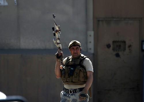 Taliban attacks kill 48, Afghan leader unhurt as bomber targets rally